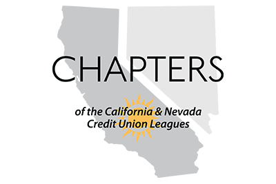 Chapters of the California and Nevada Credit Union Leagues