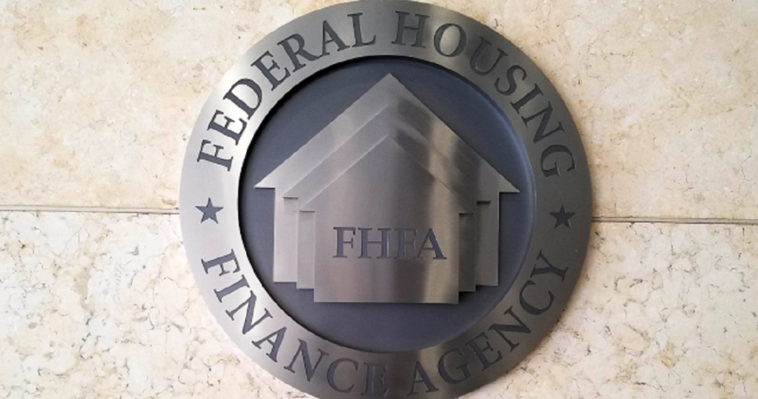 Logo for the Federal Housing Finance Agency