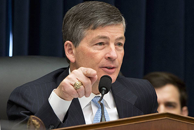 House Financial Services Committee Chairman Jeb Hensarling (R-TX)