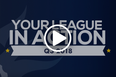 Image of Your League In Action video