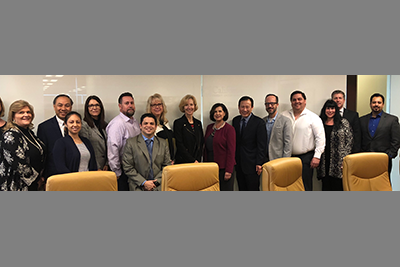 CFPB visits with credit union leaders