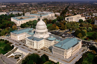 Image of Capitol Hill in Washington, D.C.