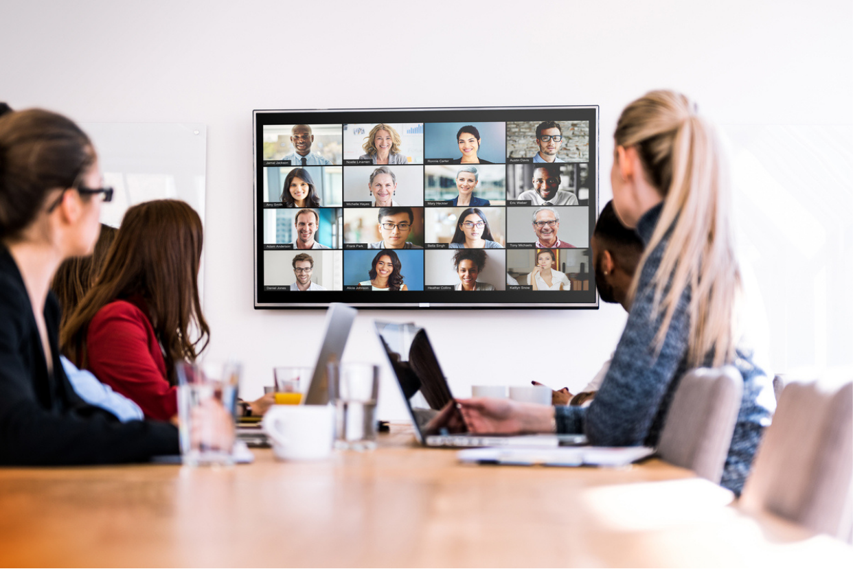 Video conference event