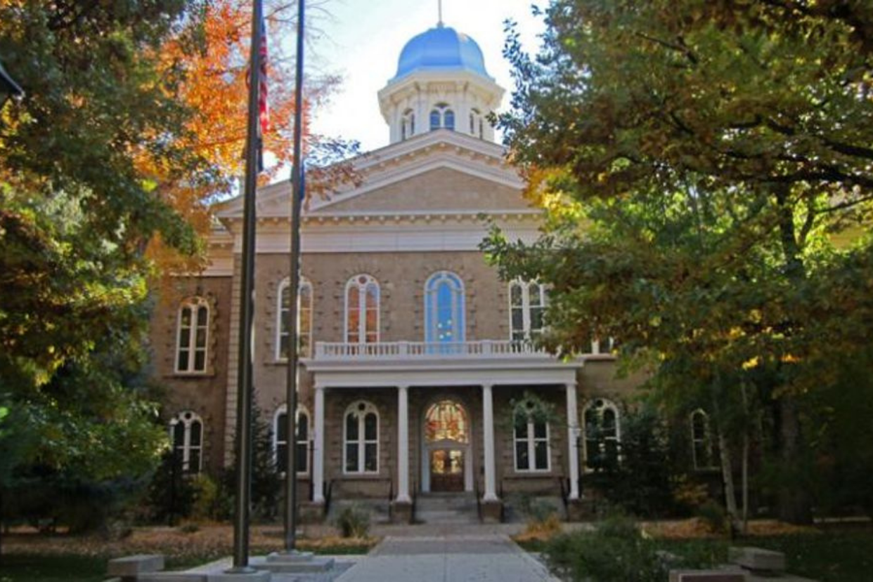 Nevada state capitol building